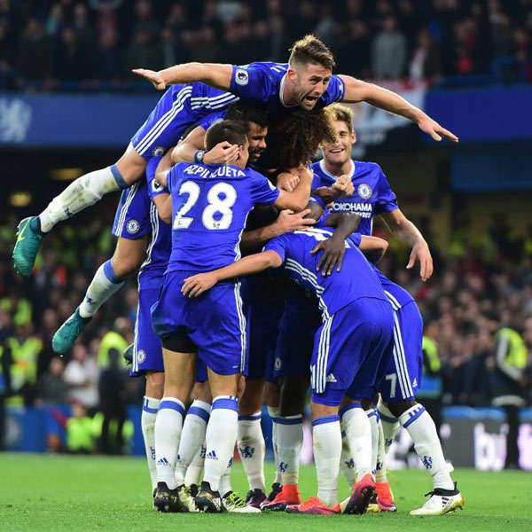 CHELSEA – WEST BROMWICH