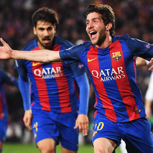 FC BARCELONA – SPORTING