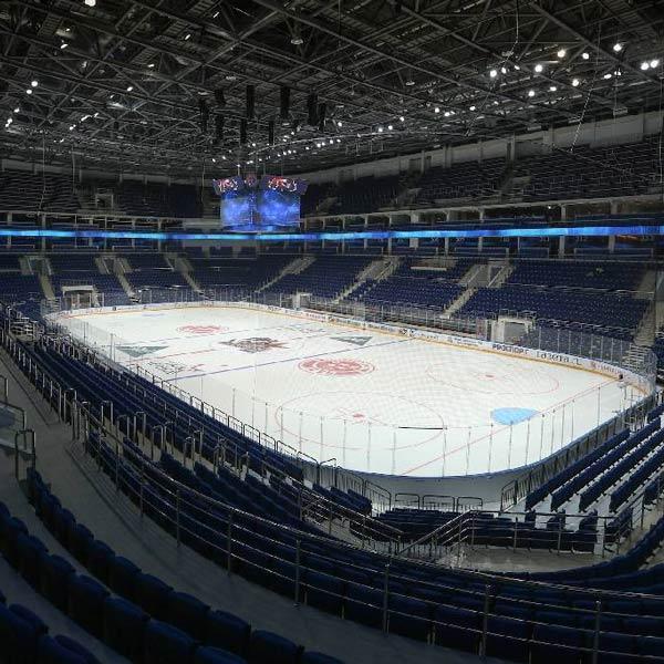 Spartak Moskva - HC SLOVAN Bratislava