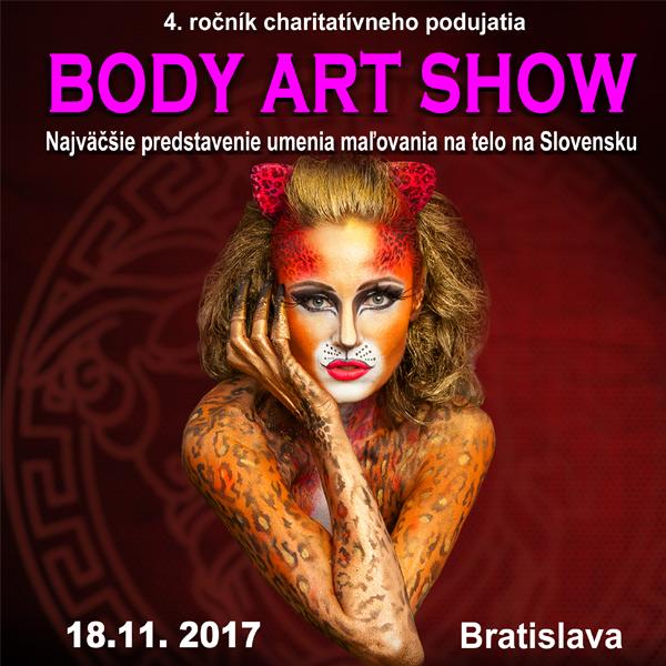 BODY ART SHOW 2017