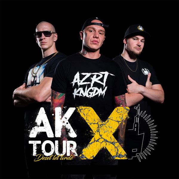 AK X Tour: AK - Sergei Barracuda - Pastor