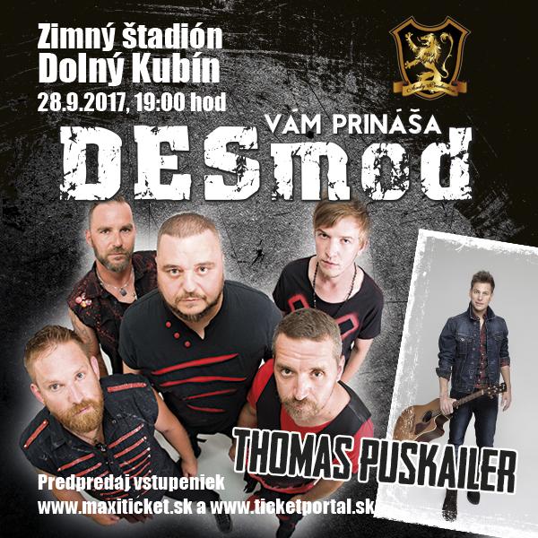 DESmod & Thomas Puskailer