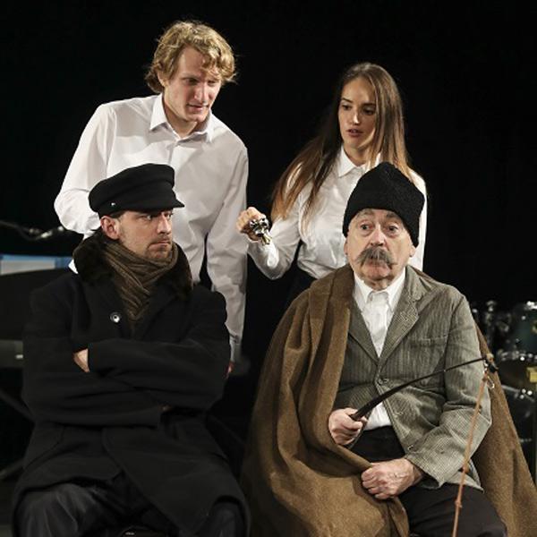 Radošinské naivné divadlo: To nemá chybu