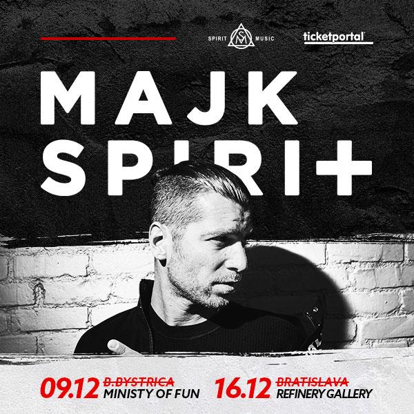 MAJK SPIRIT + HOSTIA