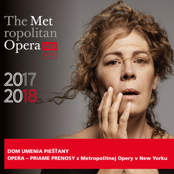 MET: Čarovná flauta (Wolfgang Amadeus Mozart)