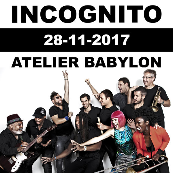 INCOGNITO - koncert