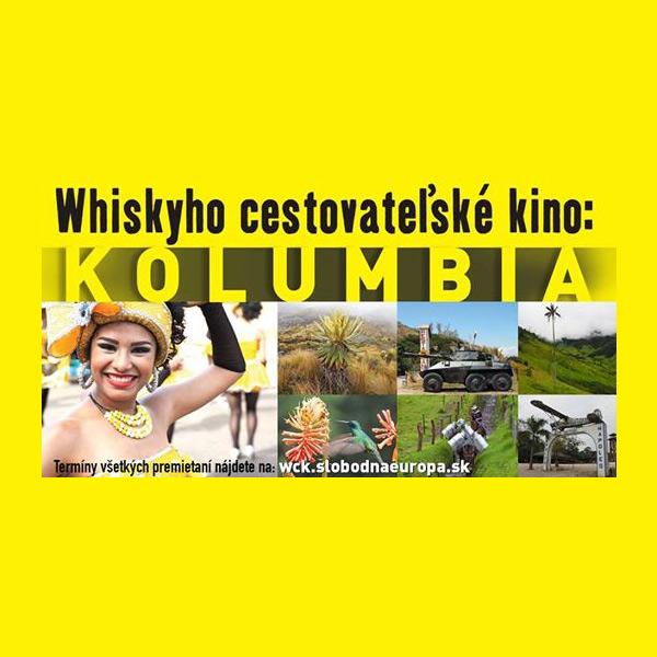 Whiskyho cestovateľské kino – KOLUMBIA