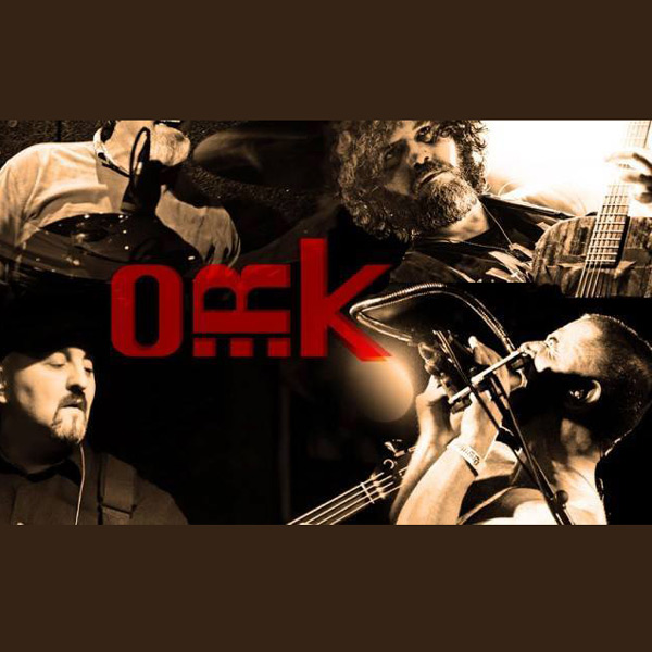 ORK – King Crimson meet Porcupine Tree + Lizzard