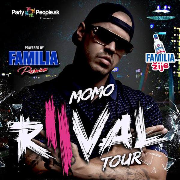 MOMO - RIIVAL 2 tour 2017