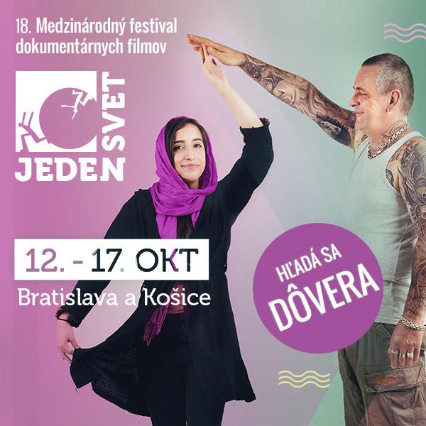 Filmový festival Jeden svet