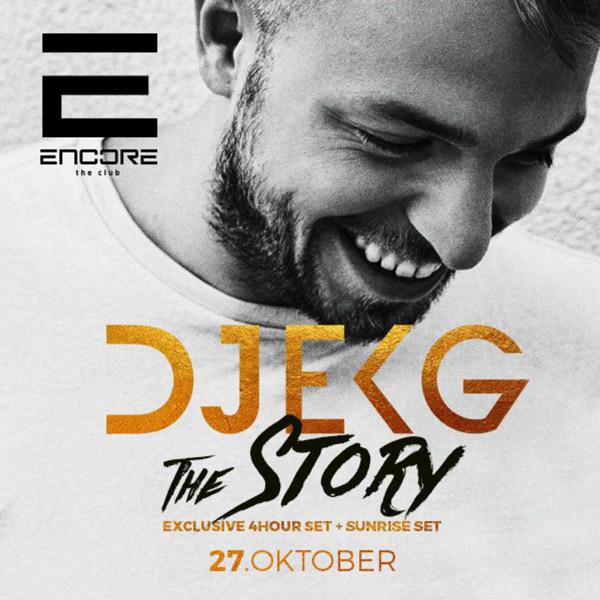 DJ EKG - THE STORY