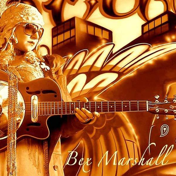 Bex Marshall band – prvá dáma britského blues /UK/