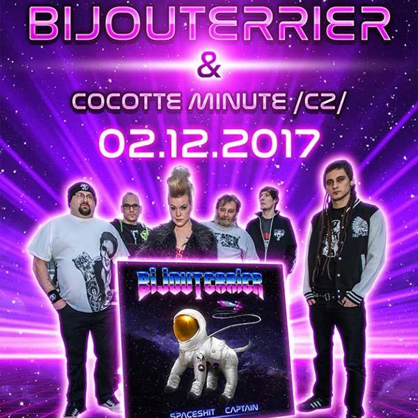 BIJOUTERRIER & Cocotte Minute /CZ/