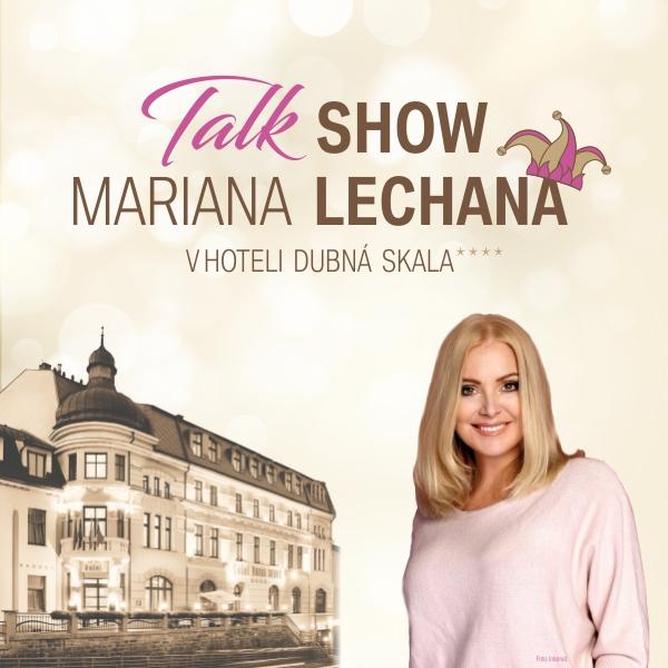 Talkshow M. Lechana so Zuzanou Vačkovou