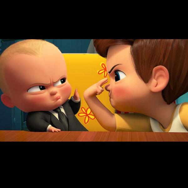 Baby šéf - Filmový klub Kamel