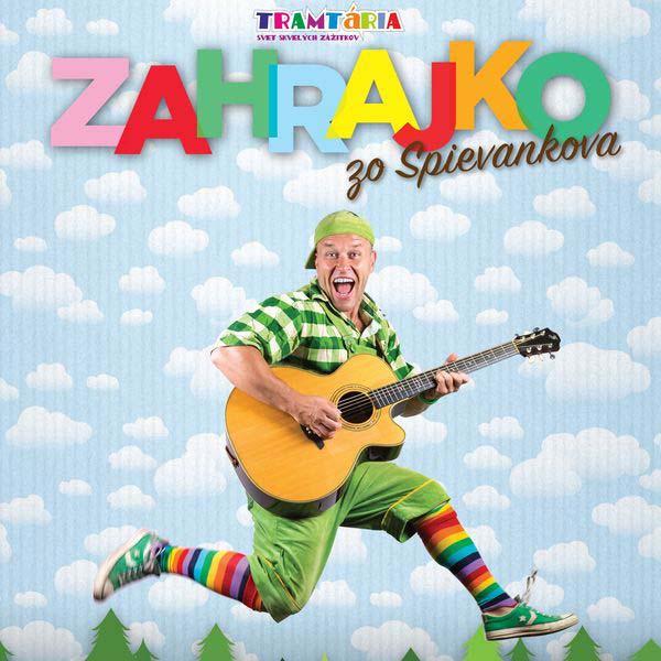 ZAHRAJKO ZO SPIEVANKOVA - detský zábavný program