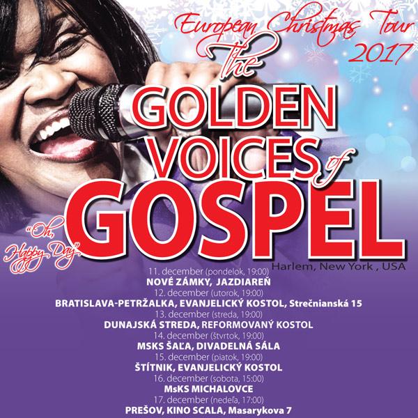 The Golden Voices of Gospel /New York, USA/