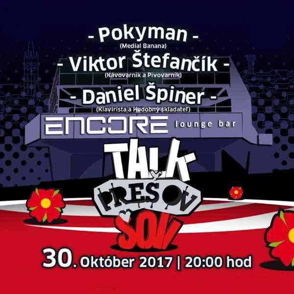 Talkshow Prešov XI.