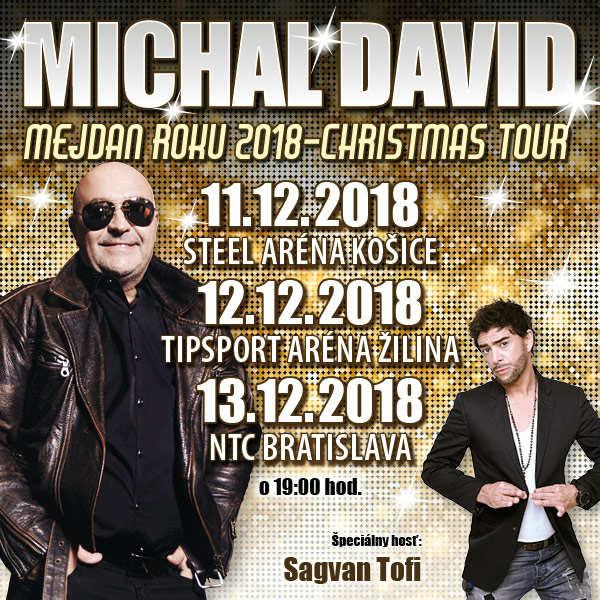 Mejdan Roku 2018 - Michal David