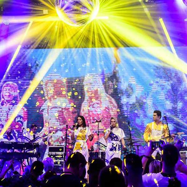 ABBA revival show