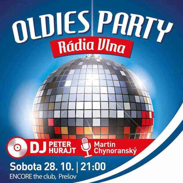 Oldies párty rádia Vlna