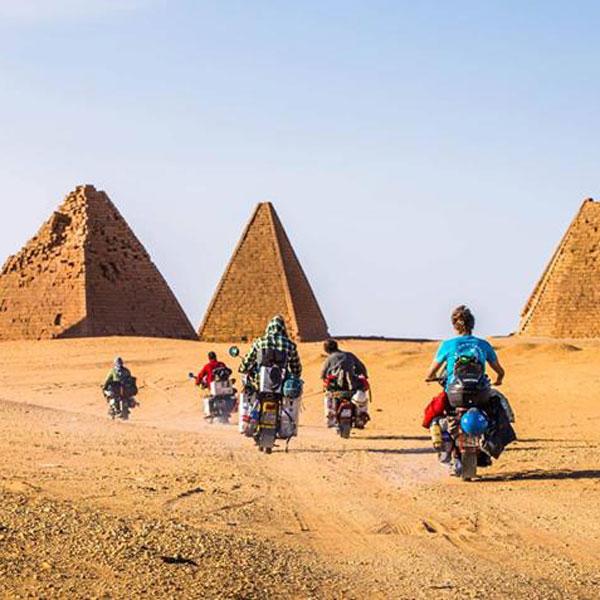 Afrika na Pionieri s Marekom Slobodníkom