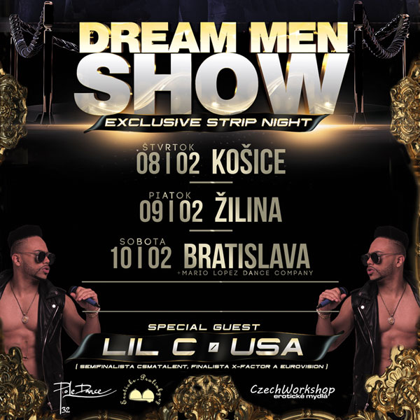 DREAM MEN SHOW