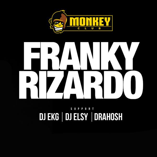 Franky Rizardo v Monkey clube