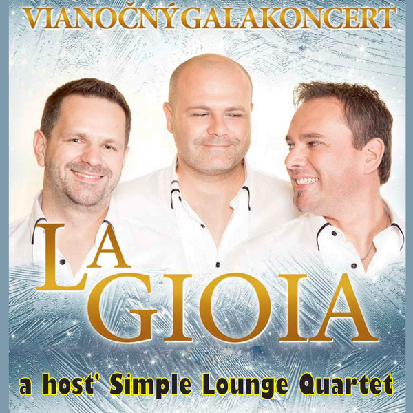 La Gioia a Simple Lounge Quartet – Vianočný ...