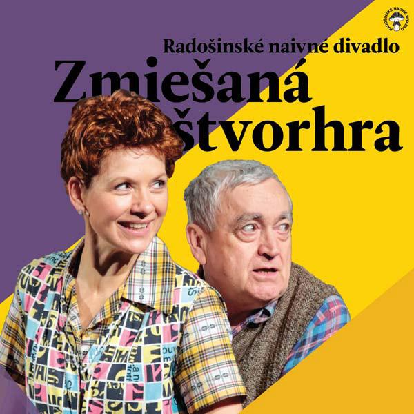 Stanislav Štepka: ZMIEŠANÁ ŠTVORHRA