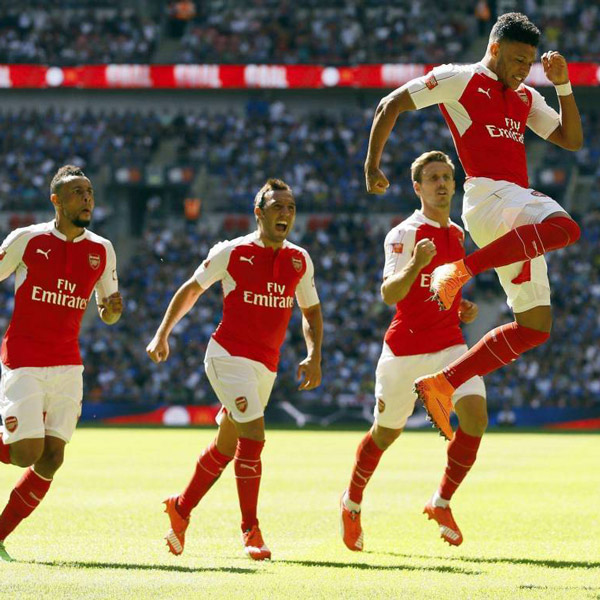 ARSENAL – MANCHESTER UNITED + CHELSEA – NEWCASTLE