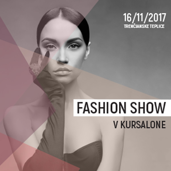 Fashion show v Kursalone