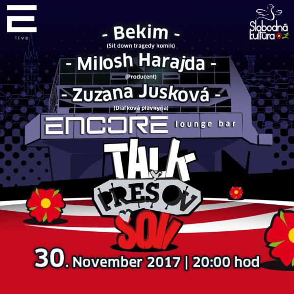 Talkshow Prešov XII.