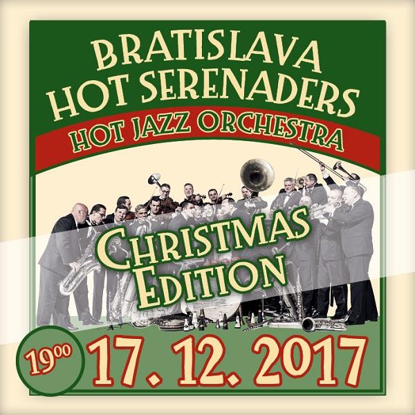 Vianočný koncert Bratislava Hot Serenaders