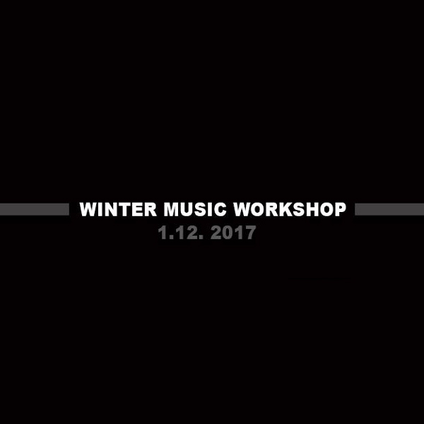 Winter Music Workshop Košice