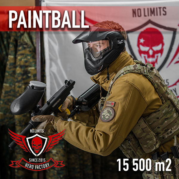 Paintball - Hero Factory