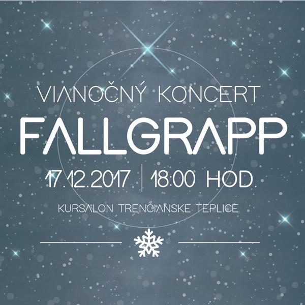 Vianočný koncert Fallgrapp