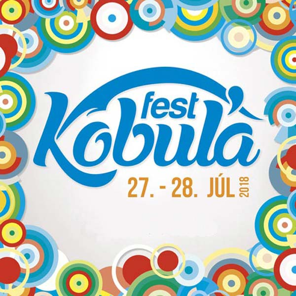 KOBUĽA FEST 2018