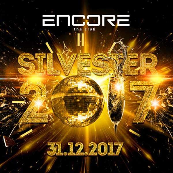 Silvester 2017 v Encore the Club