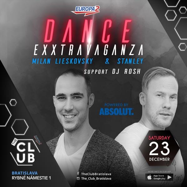 Dance Exxtravaganza M. Lieskovsky & Stanley
