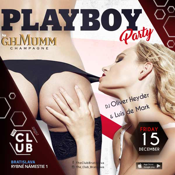 Playboy Party by G.H. Mumm
