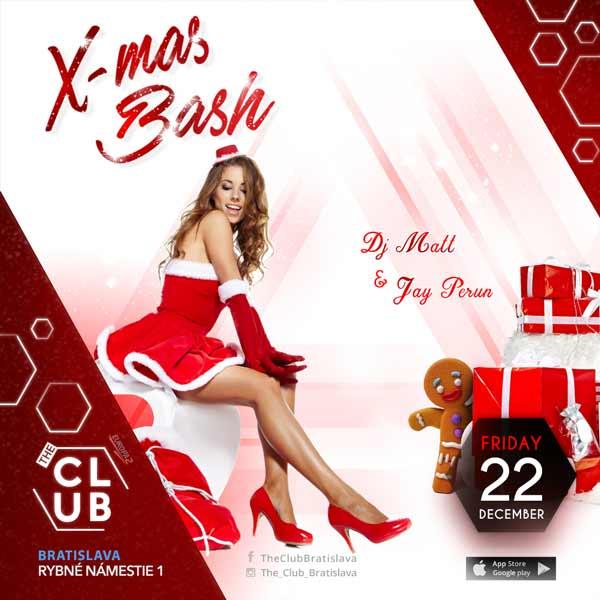 X-mas Bash DJ Matt & Jay Perun