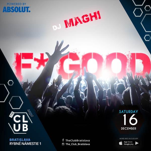F*Good DJ Maghi