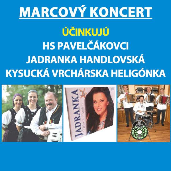 Marcový koncert