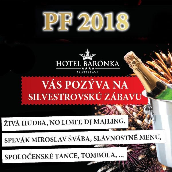Hotel Barónka **** - Silvestrovská zábava