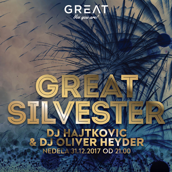 GREAT Silvester