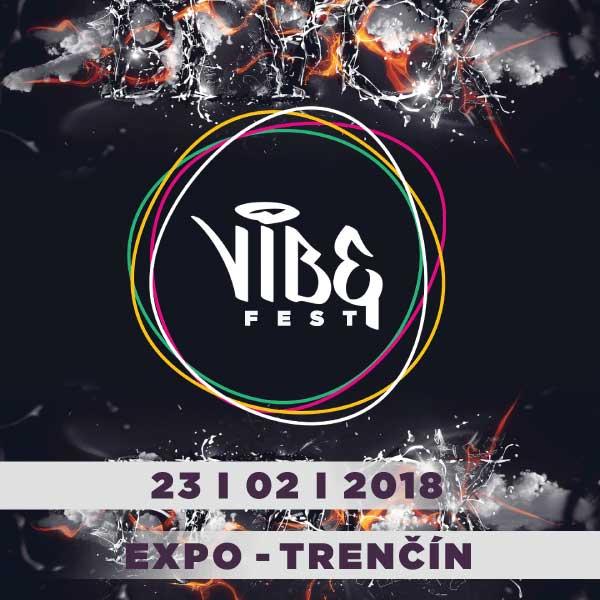 VIBE Fest - Expo Centrum Trenčín