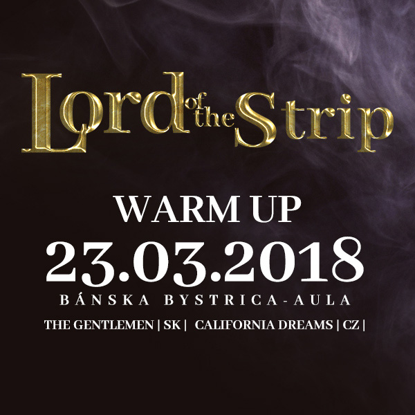 LORD OF THE STRIP WARM UP