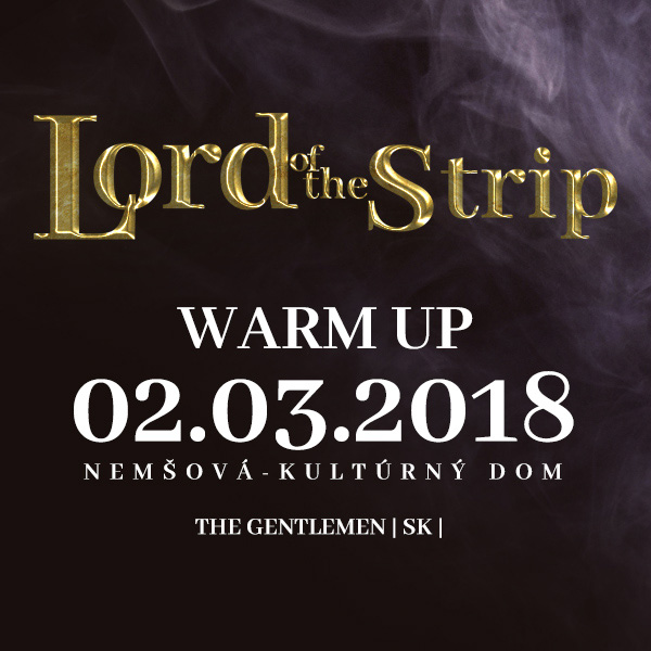 WARM UP LORD OF THE STRIP