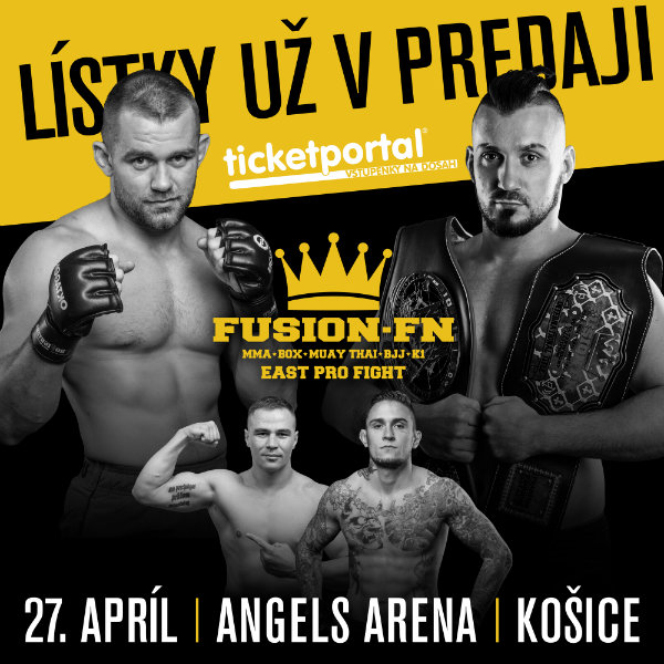 East PRO Fight series FUSION FN 19